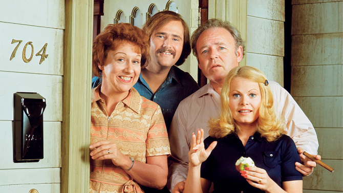 The remake: All in the Family