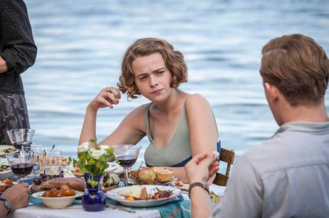 The Durrells, ITV's drama about life in 1930's Ciorfu.