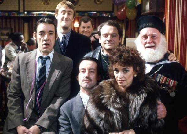 Only Fools and Horses Main Cast