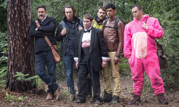 The Cast of Stag