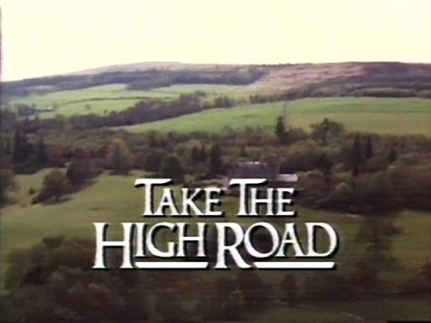 Take The High Road Title Card