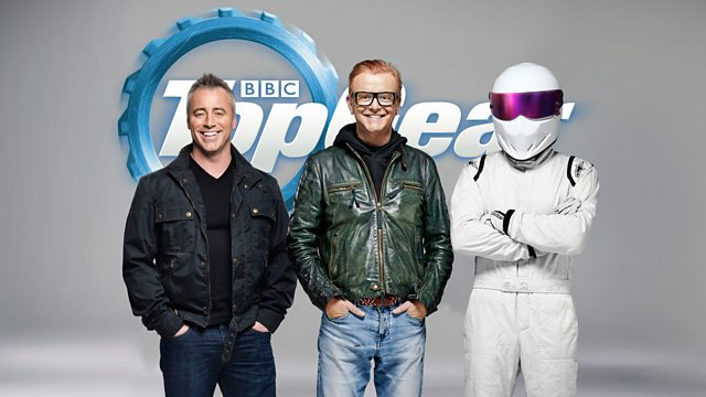 Top Gear New