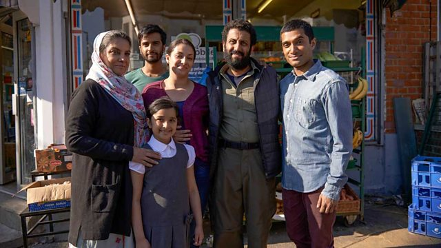 The Kamal family in Capital