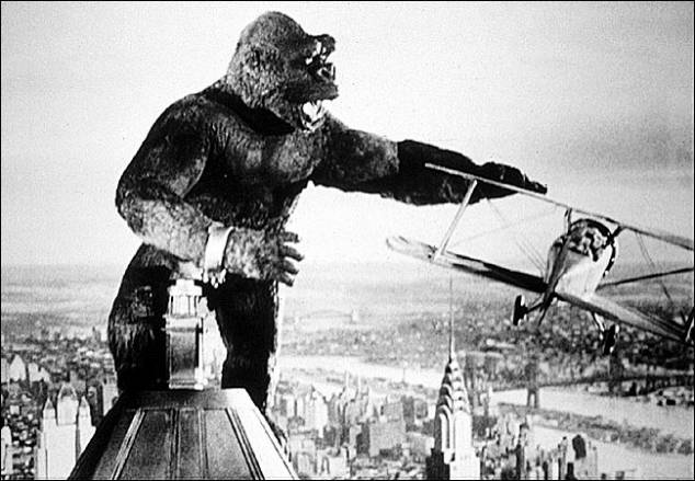 Special Effects King Kong