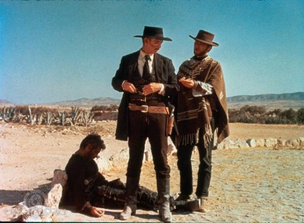 Sergio Leone For A Few Dollars More