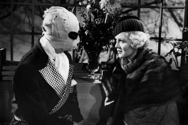 Claude Rains The Invisible Man