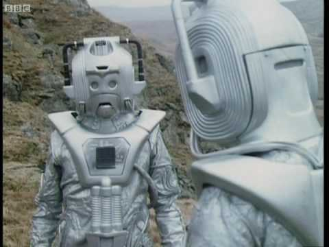 Doctor Who TopTen Villains The Cybermen