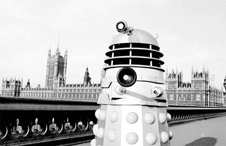 Doctor Who TopTen Villains The Daleks