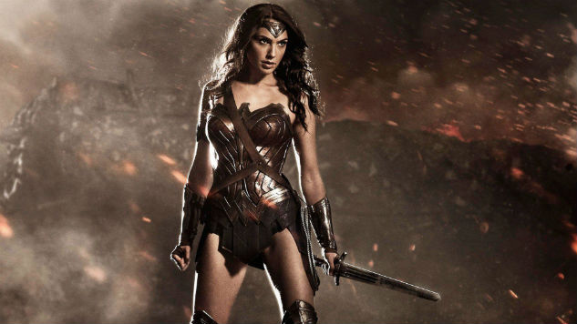 Gal Gadot is the new style Wonder Woman. Less satin tights more warrior.