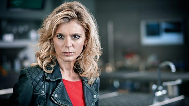 Emilia Fox on Silent Witness