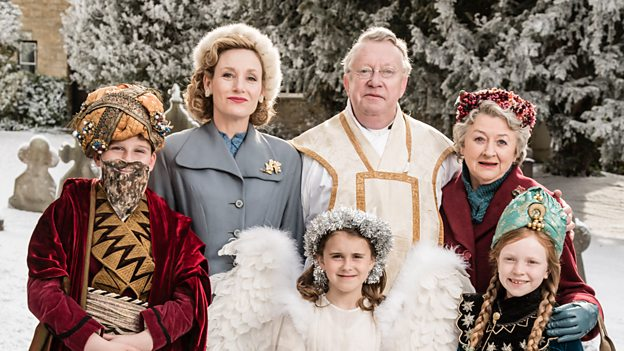 Father Brown The Star of Jacob