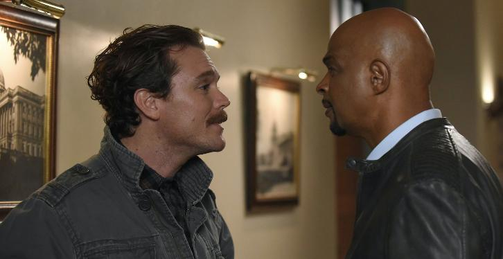 Lethal Weapon Brotherly Love
