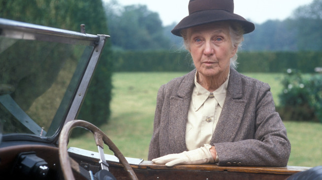 Miss Marple Joan Hickson