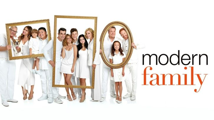 Modern Family Title Card