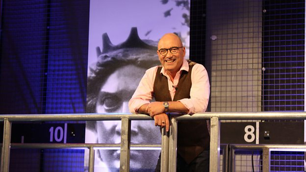 Time Commanders Gregg Wallace