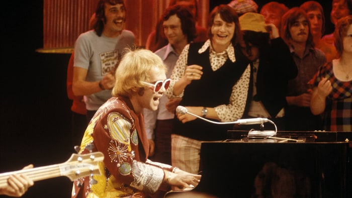 Top of the Pops Elton John