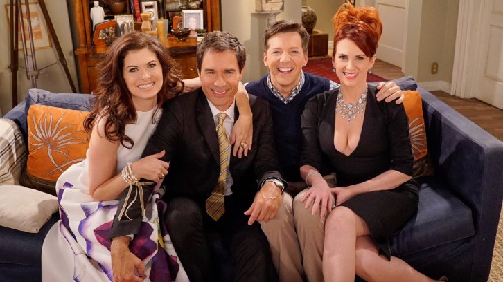 Will and Grace NBC Revival
