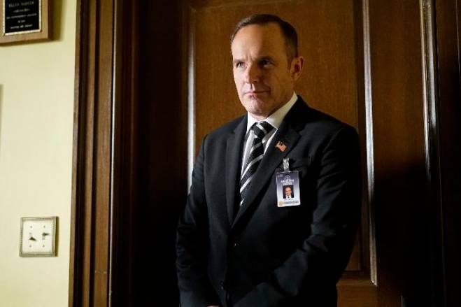 Agents of SHIELD Wake Up