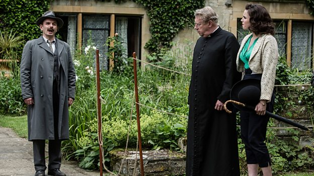 Father Brown Theatre of the Invisible