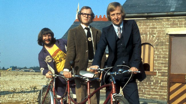 British Comedy in the 1970's The Goodies