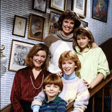 Kate and Allie Cast