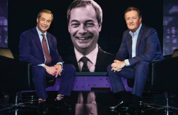 Piers Morgan's Life Stories Nigel Farage
