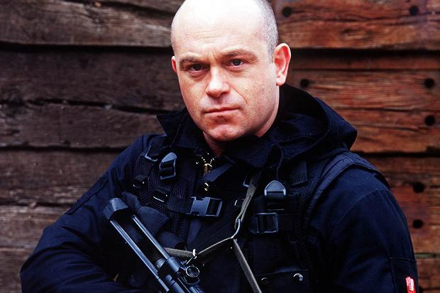 Ultimate Force Ross Kemp