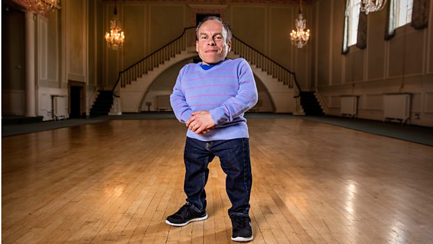 Who Do You Think You Are Warwick Davis