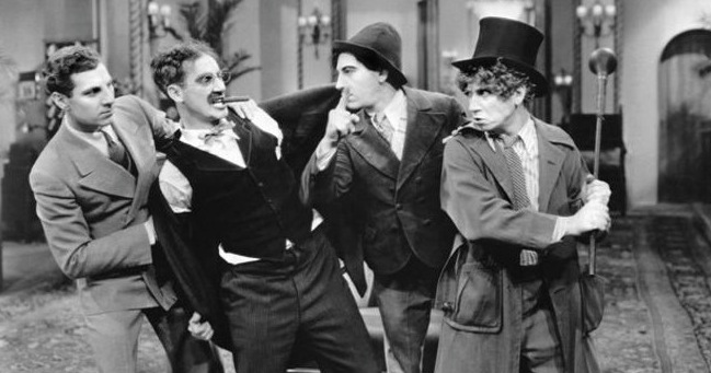 The Marx Bros