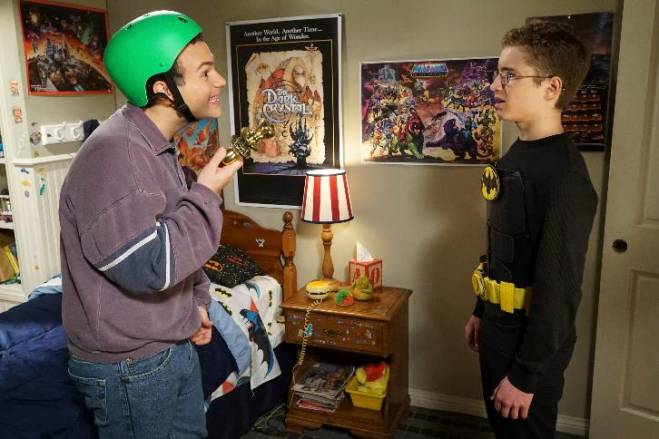 The Goldbergs Dynamic Duo