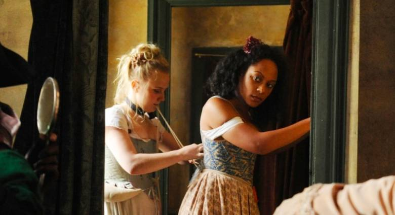 Harlots ITV Encore and Hulu Originals