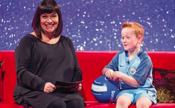 Little Big Shots ITV 2017 Dawn French