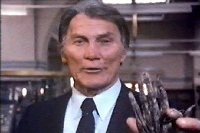 Ripley's Believe It or Not Jack Palance