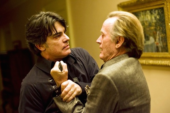 The Gathering 2007 Peter Gallagher and Peter Fonda