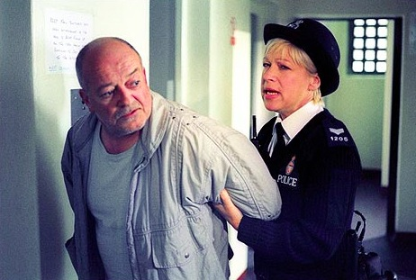 Breeze Block BBC Choice Tim Healy and Denise Welch