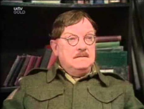 Dad's Army The Ginger Wig
