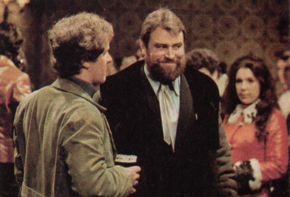 Justice The Whole Truth Brian Blessed