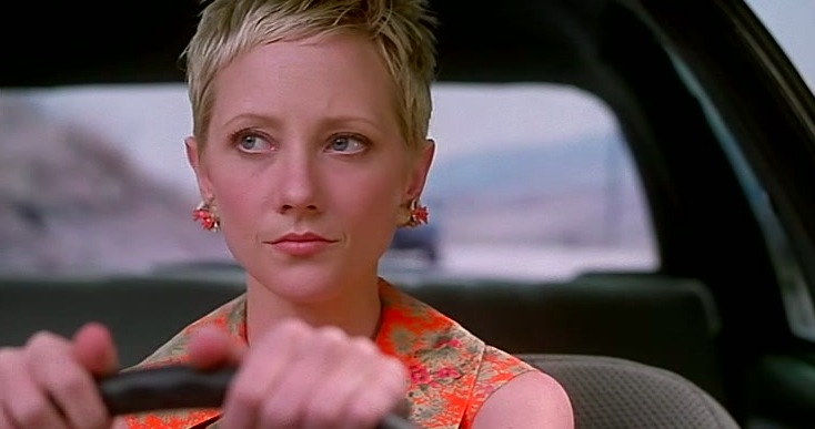 Anne Heche in Psycho
