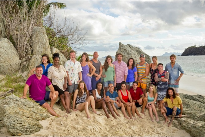Survivor Season 34