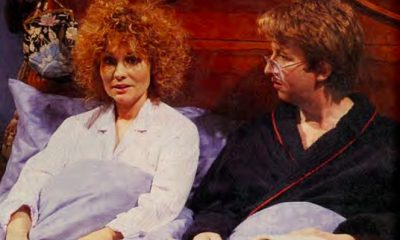 That's Love ITV sitcom Diana Hardcastle and Jimmy Mulville