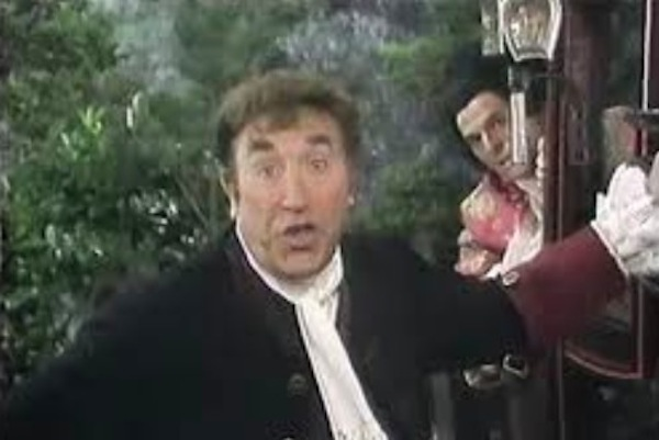 A Touch of the Casanovas Frankie Howerd