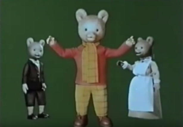 Adventures of Rupert Bear
