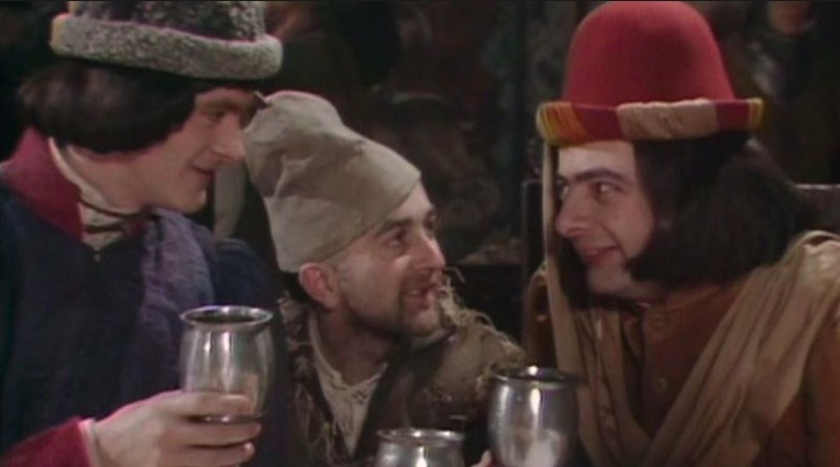 The Black Adder Born To Be King