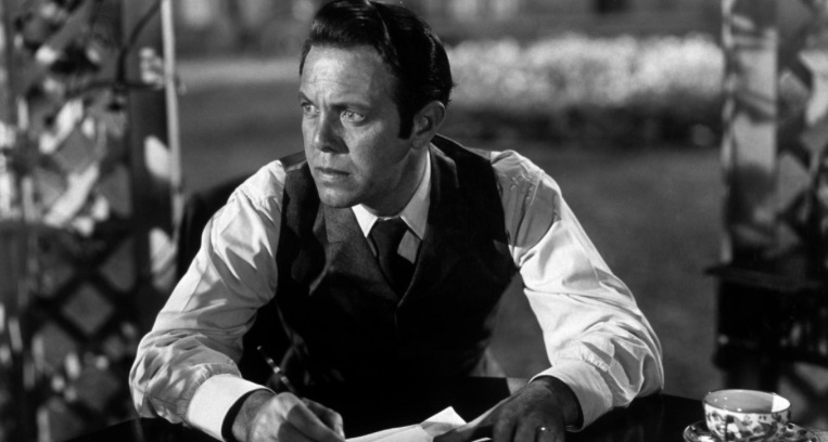 In House by the River Louis Hayward plays a married writer living on the banks of a dark river who accidentally kills his young maid