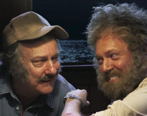 Keith and Paddy Picture Show Jaws