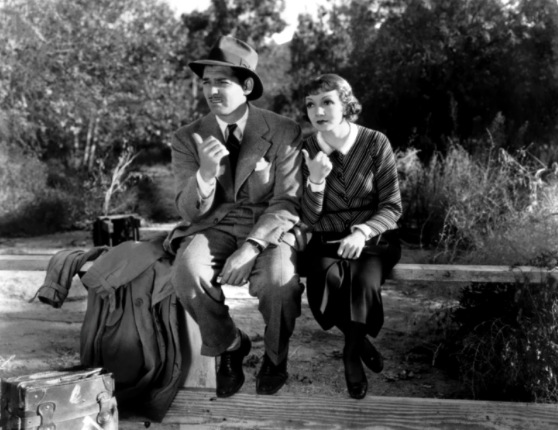 Road Movies It Happened One Night