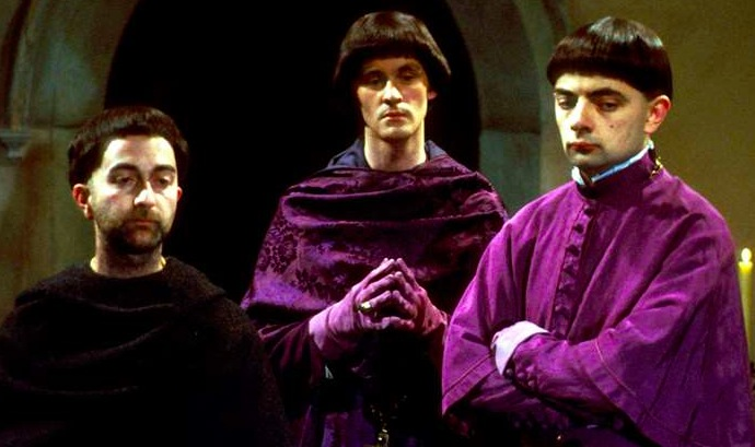 The Black Adder The Archbishop