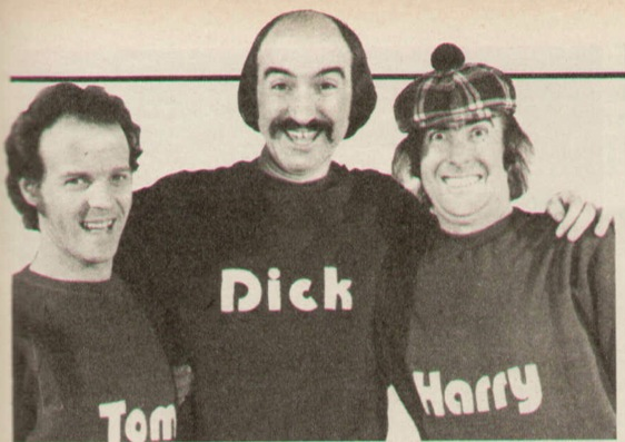 Tom, Dick and Harry ITV 1976