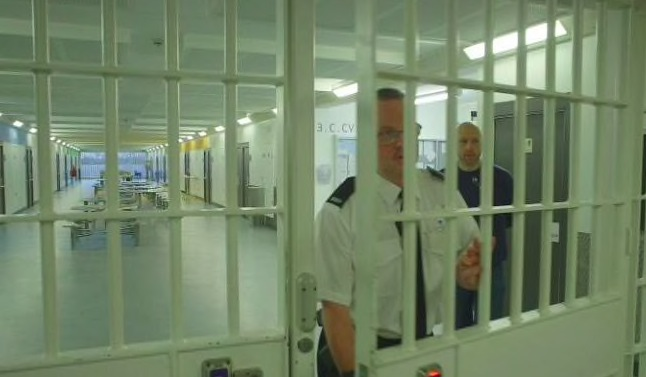 Life Behind Bars: Visiting Hour Channel 4