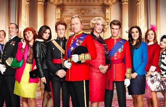 The Windsors Cast Channel 4